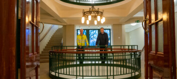 Insenti rehabiliterer historisk Brøggers hus for UIO: Fokus på å ivareta og sikre historien