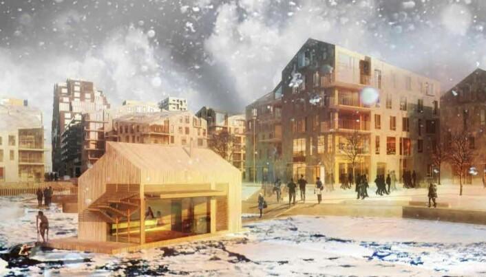 Fyller på med 90 nye leiligheter i spektakulært Bjørvika-prosjekt