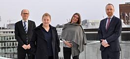 Skal lede eiendomsadvokatene i Schjødt