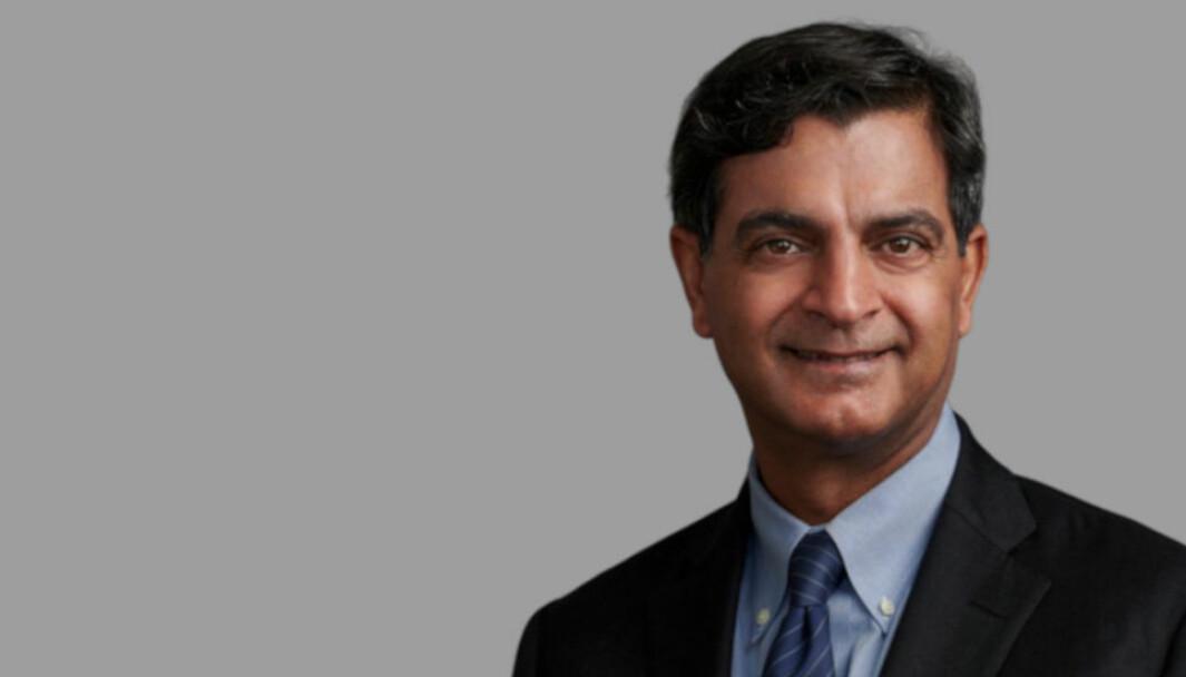 FORVENTER PLUSS: - Vi er nå i rute til å ha en lønnsom drift innen utgangen av fjerde kvartal i 2021, sier WeWork-sjef Sandeep Mathrani.
