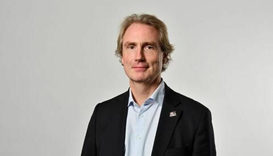 20 PROSENT: Erik Selins Balder kjøper stadig flere Entra-aksjer.