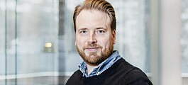 Stian Espedal til Brække - etablerer avdelingskontor i Tønsberg