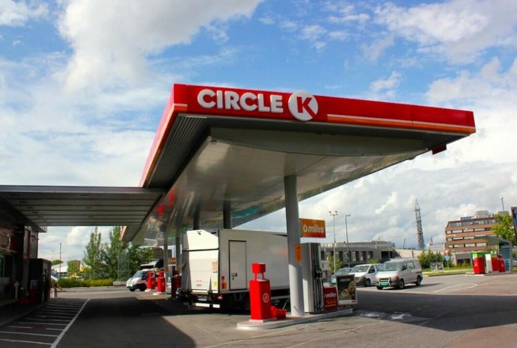 EVIGVARENDE FESTEAVTALE: Circle K Norge har en evigvarende festeavtale på tomten.