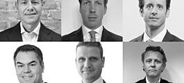 Investorer sultne på mer norsk eiendom