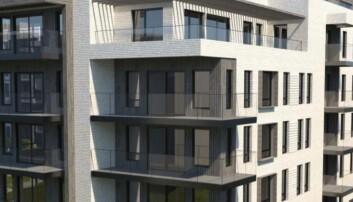 Her skal Ferd bygge ytterligere 143 boliger