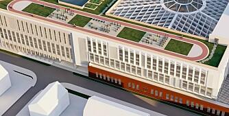 200 største: Øker porteføljen med 46.000 kvadratmeter (+)