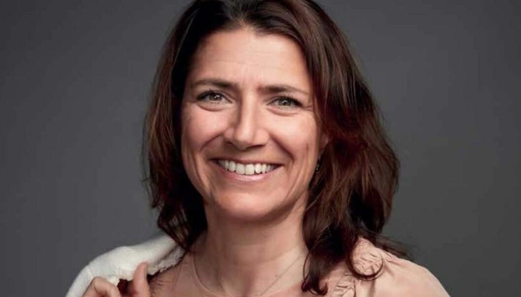 STORE GEVINSTER: Sonja Horn kan glede seg over økning av eiendomsverdiene i fjerde kvartal.
