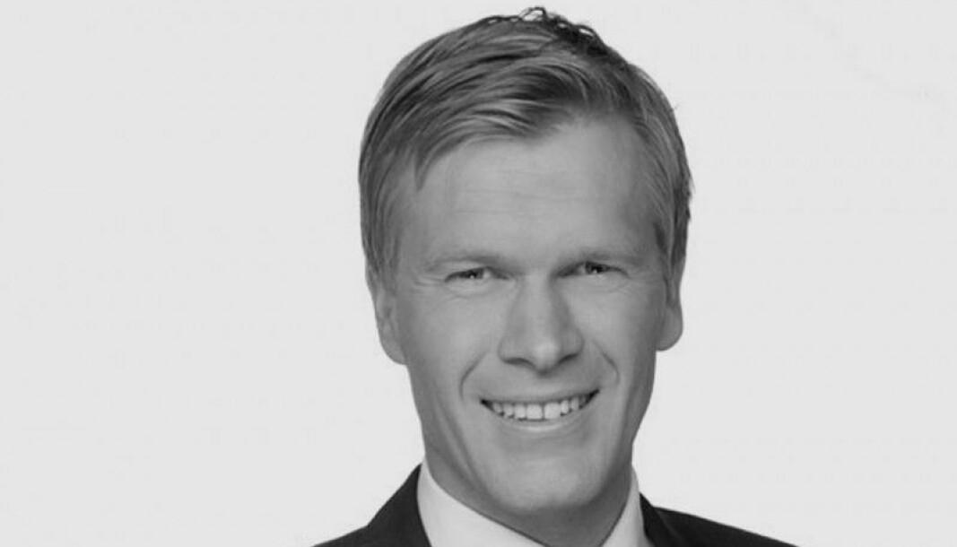 STARTER NYTT: Anders Brustad Nilsen og to kollegaer starter OroEiendom.