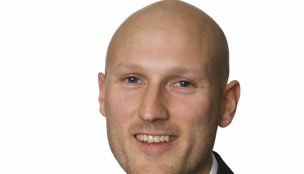 NY BANKUNDERSØKELSE: Analysesjef Robert Nystad i UNION Gruppen ser økte rentekostnader, til tross for at bankmarginene faller.