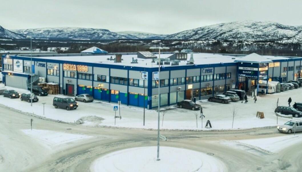 OPPKJØP: XXL-gründerens selskap er på handletur i Nord-Norge om dagen.