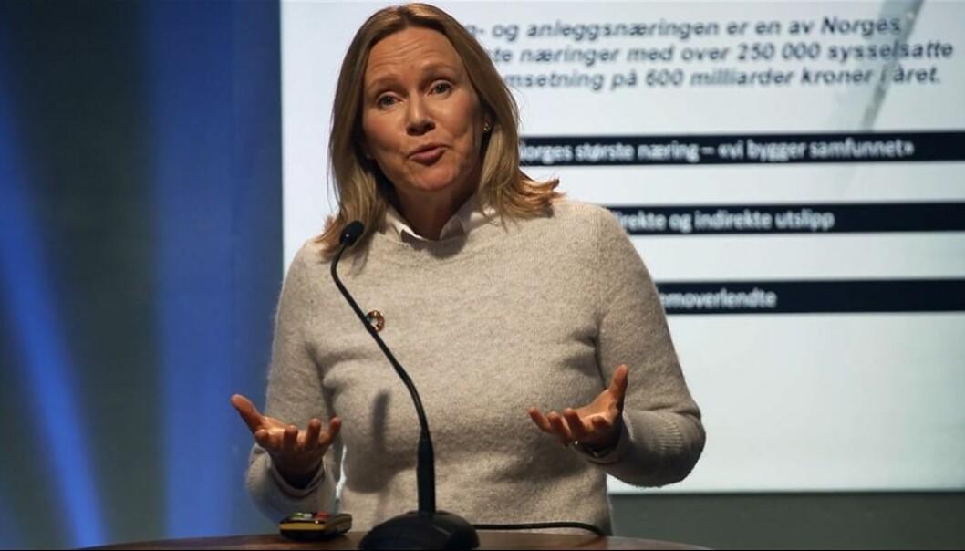 MILJØDIREKTØR: Randi Lekanger.