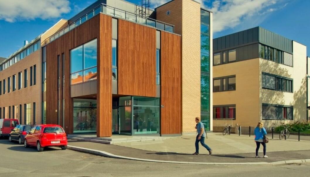 SOLGT: Dette bygget har fått ny eier.