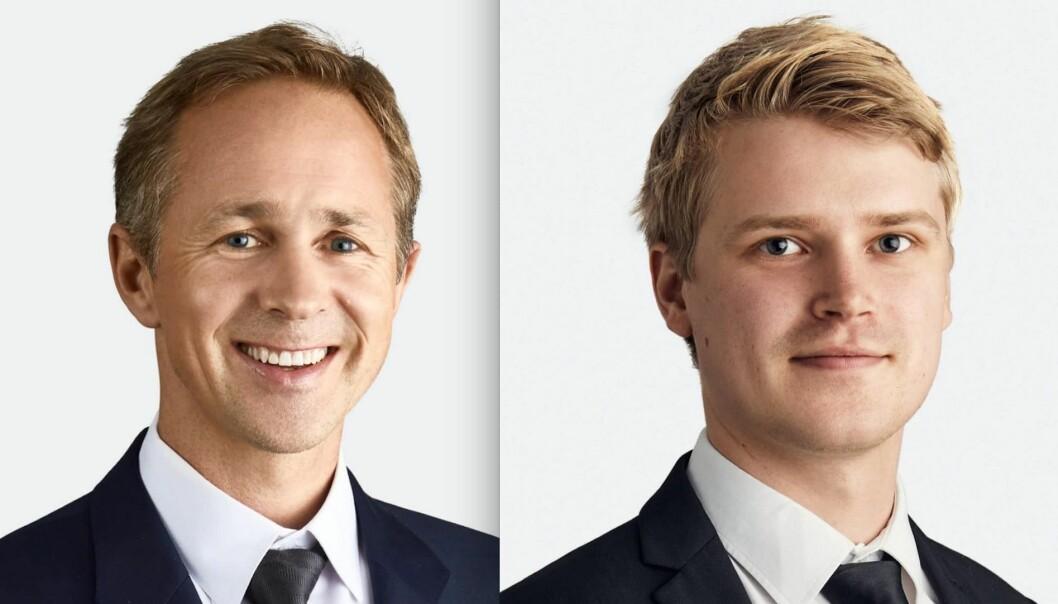 Artikkelforfatterne er partner Jarle Edler og advokatfullmektig Vetle Eckhoff i Bing Hodneland.