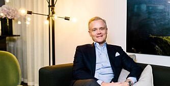 Eiendomsgiganten dobler i Norge