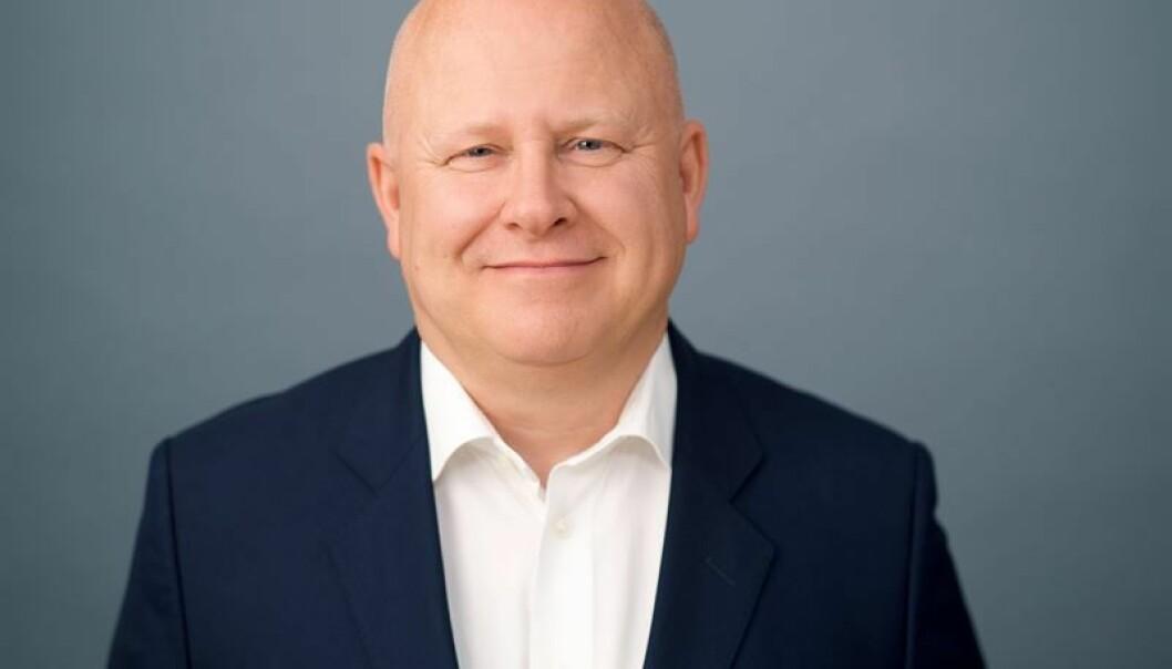 FRITTALENDE: Nordr-sjef Baard Schumann er gjest i podcasten Bak fasaden med DJ & Rønne.