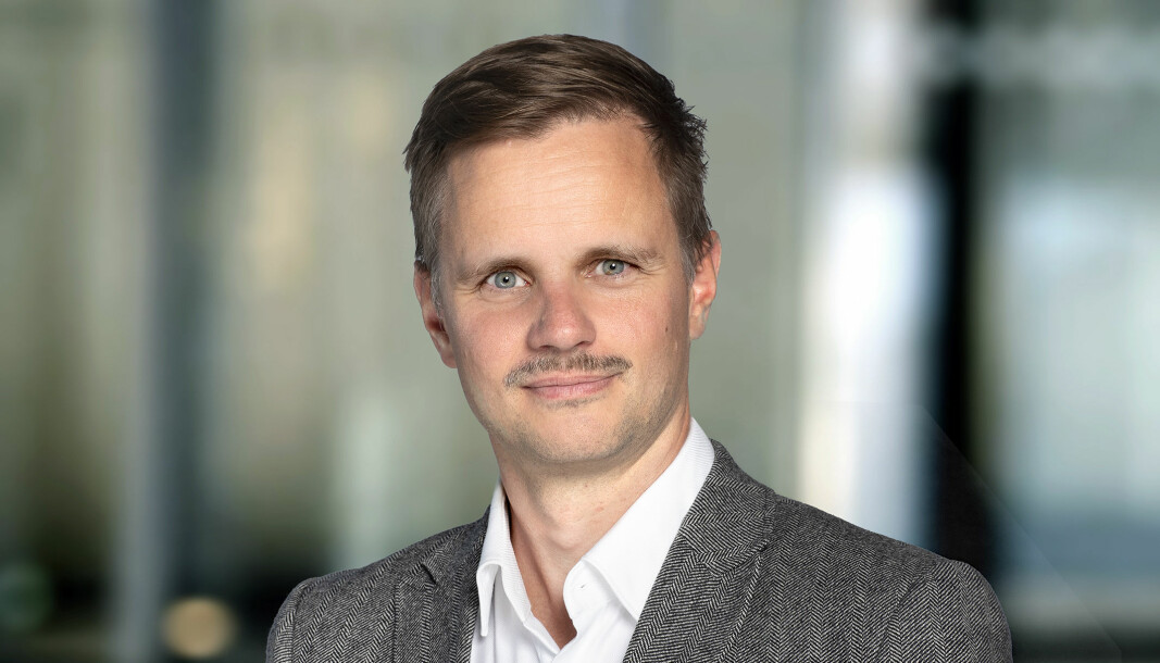 OPPGITT: Fagsjef Vidar Fiskum er oppgitt over at Viken går en helt annen vei enn de andre fylkene når det gjelder bruk av MVA-kompensasjonsloven.