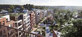 Samarbeider om 240 leiligheter (+)