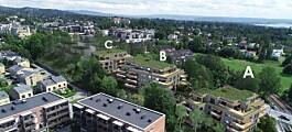 Her vil Skanska bygge 56 leiligheter (+)