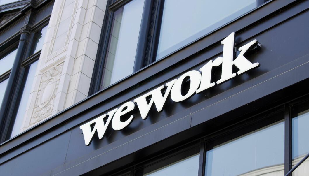 PRØVER IGJEN: WeWork sniker seg på børs via bakveien ved å gå sammen med det et børsnotert skallselskap.