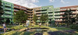 Bygger boliger for over en halv milliard (+)