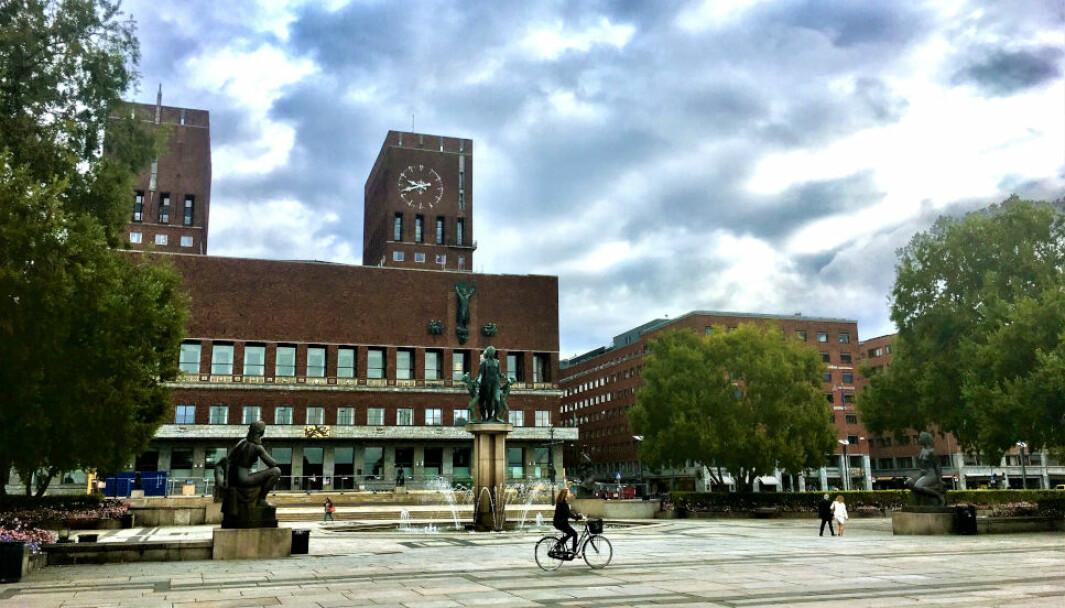 ALT SOM FØR: Kommunenes adgang til å gi dispensasjon er begrenset, og lite tyder på at det blir noen endring på det med det første. Her fra Oslo sentrum.