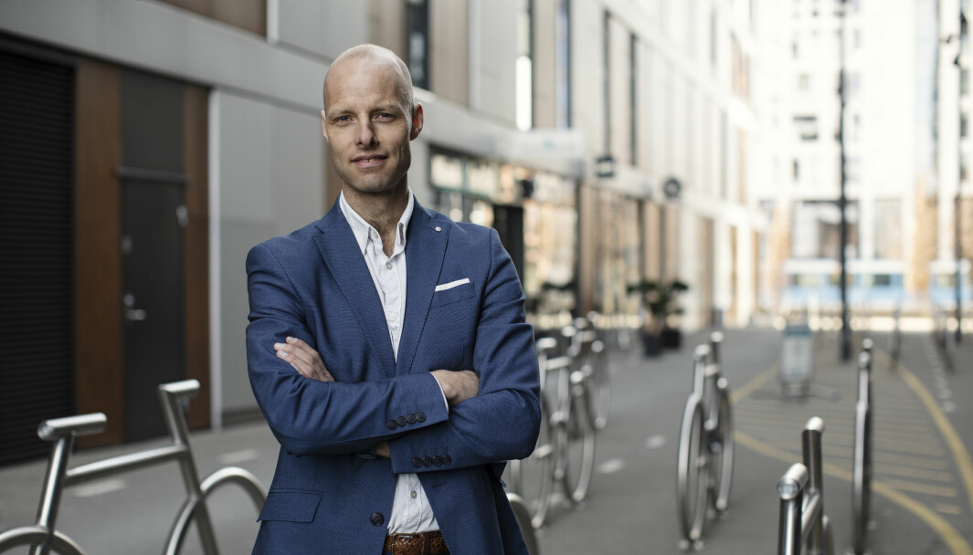 Andreas Almlid, Country manager Nordic Guarantee