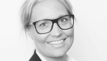 BISTÅR HUSEIER: Advokat Helga Sophie E. Bocchetti.