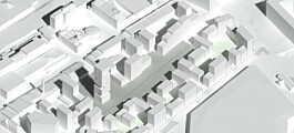 Stor-Oslo Invest og Brødrene Jensen vil bygge 950 boliger på Haraldrud