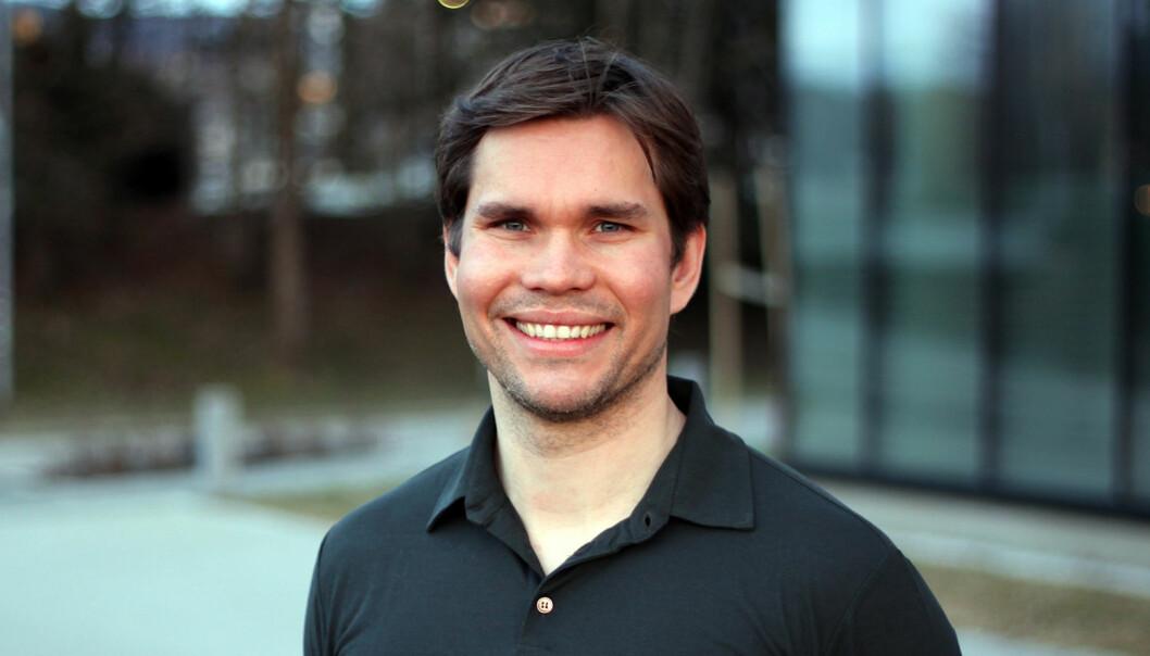 GOD PRODUKSJON: – Vi ligger an til å få en god produksjon i 2022 og 2023, samtidig som vi har en god strøm av reguleringssaker, sier Pål Morten Oxaal i Bolig Norge.