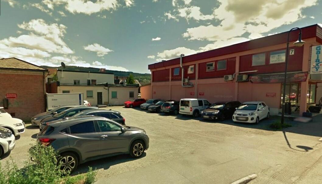 FØRSTE SKRITT: Kjøpet av denne eiendommen er første skritt inn i markedet.