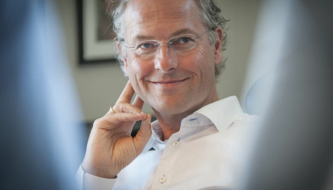 TAR EIERSKAP: - Ved å kjøpe ut Varner fra AVA Eiendom AS avslutter vi et fantastisk kapittel, sier CEO Arne Vannebo i AVA.