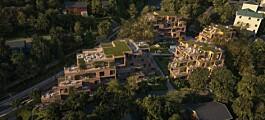 Rådet for byarkitektur berømmer dette prosjektet