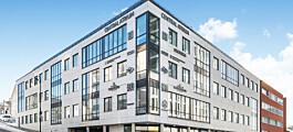 Selger kontorbygg til Adolfsen-selskap (+)