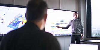 Kruse Smith selger sin digitale plattform