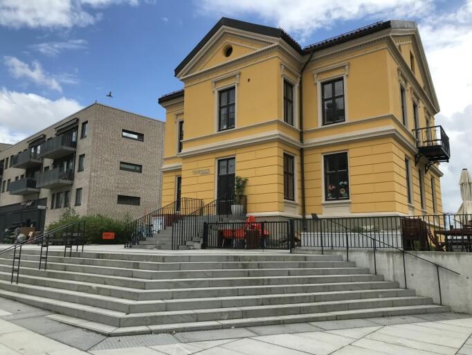 BEVARES: Petersborg, den tidligere boligen til forfatteren Sigurd Hoel, er i dag et nabolagshus, som drives av Kirkens bymisjon i samarbeid med Ferd Eiendom og et utvalg sameiere på Ensjø.