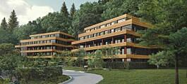 Nylig solgte de Norges største lokalavis. Nå vil de bygge boliger (+)