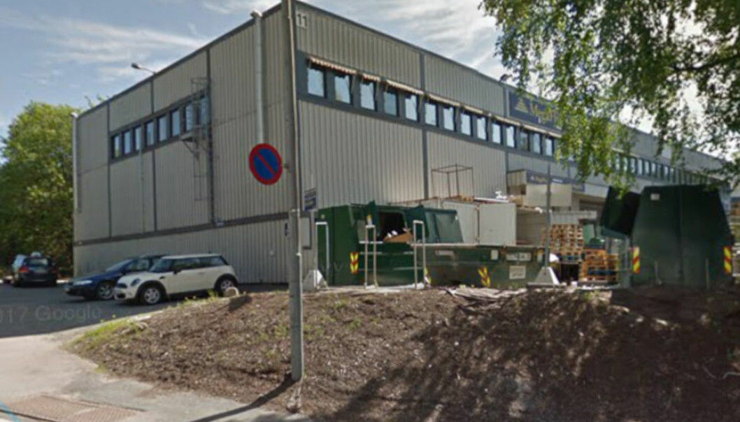 SNUDDE HELT OM: Oslo kommune ble dømt i lagmannsretten til å overta dette bygget for 12 millioner kroner. Nå har lagmannsretten ombestemt seg. (Foto: Google)