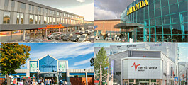 Satser milliarder på nytt kjøpesenterselskap
