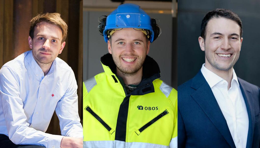 KAN VINNE PRIS: Kandidatene til Cityglød 2021.