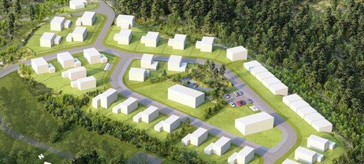 Kommunen har innsett at mange ikke vil bo i blokk (+)
