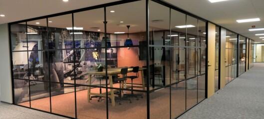 Lokalene som viser deg hvordan man kan skape en trygg, lun og inspirerende arbeidsplass.