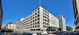Møller Eiendom kjøper og vil utvikle sammen med Buchardt ved regjeringskvartalet