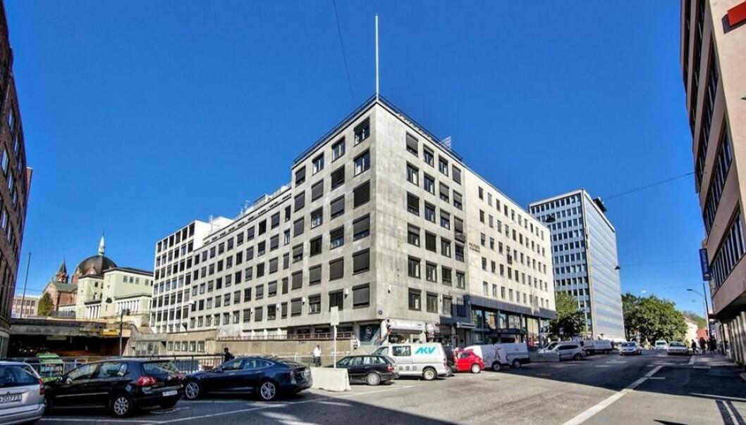 VIL HA BYLIV: Etter å ha kjøpt 50 prosent av eiendommen, har Møller Eiendom sikret seg en hånd på rattet rundt regjeringskvartalet.