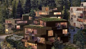 Utbyggeren mener PBE stoppet dette prosjektet i Oslo vest på bakgrunn av synsing