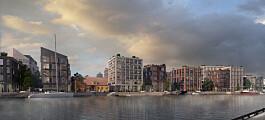 Inn i storprosjekt – vil skape byens mest attraktive bydel