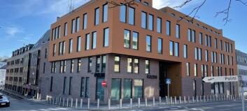 Casher inn på politibygg i Tønsberg (+)