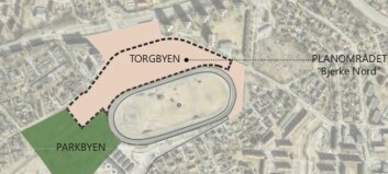 Selvaag Bolig har planer om 550 boliger og store ambisjoner om et urbant nabolag (+)