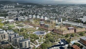 Oslo kommune har gigantplaner på egen Økern-tomt. Flere boligfelt skal selges til private utbyggere