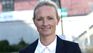 LANDET AVTALEN: Utleiesjef Cecilie Landgraff Bruusgaard i Höegh Eiendom.
