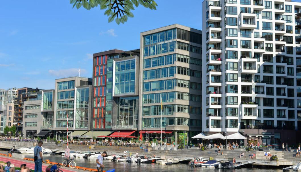 TJUVHOLMEN: Nordic Investment Day arrangeres den 19. august på Tjuvholmen.